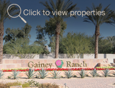 Search Gainey Ranch, Arizona Properties with Kevin A Snow